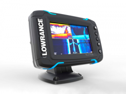 Эхолот Lowrance Elite-5Ti Mid/High/TotalScan